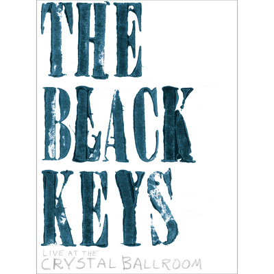The Black Keys - design by Michael Carney