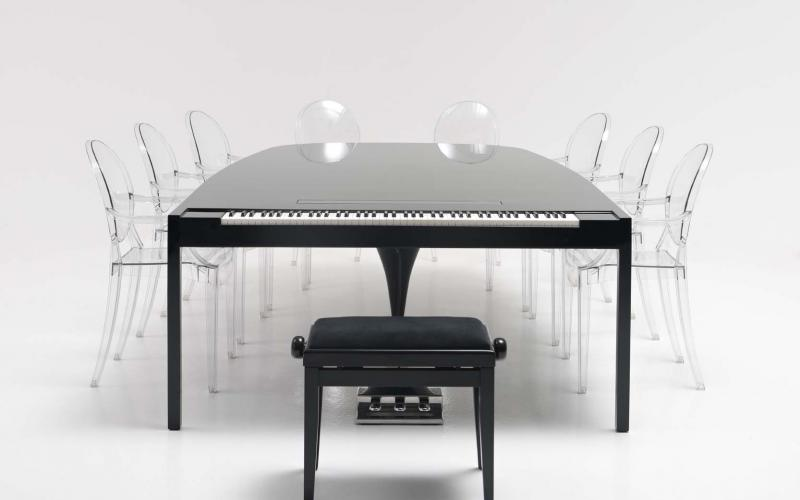 SAM piano design par Dirk Wynants Design Works