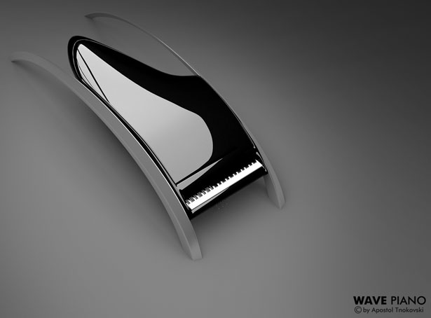 Wave Piano