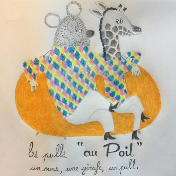 Yves Dumont - Pulls
